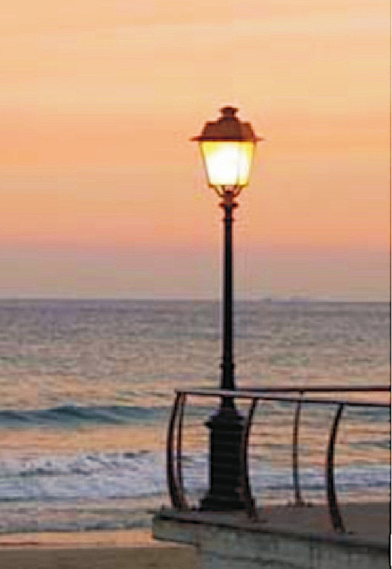 Lampa Brix - wizualizacja